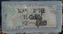Mae Irene <i>Lyons</i> Hughes