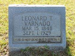 Leonard T Varnado