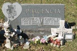 Joseph G Placencia