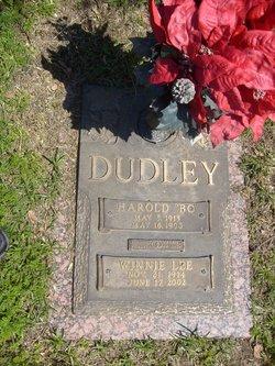 Winnie L. <i>McFarland</i> Dudley