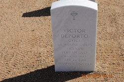 Sgt Victor Deporto