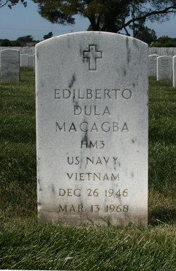 Edilberto Dula Macagba