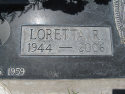 Loretta May <i>Reyes</i> Tarango