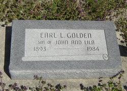 Earl L. Golden