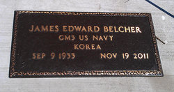 James Edward Pete Belcher