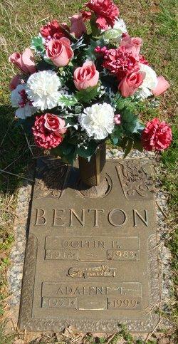 Adalene <i>Thomas</i> Benton