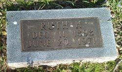 Ruth Helen <i>Ulmark</i> Fees