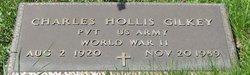 Charles Hollis Gilkey