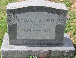 Norman Kenneth Neece