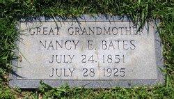 Nancy E <i>Bynum</i> Bates