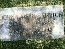John Calvin Hampton