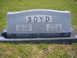 Ada <i>King</i> Boyd