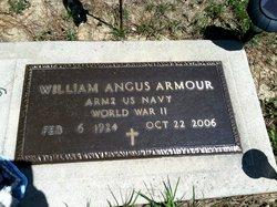 William Angus Armour