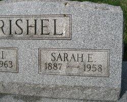 Sarah E. Sadie <i>Kunkle</i> Rishel