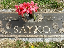 John Joseph Bruno Sayko