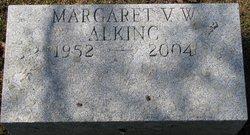 Margaret Winifred Peggy <i>Van Winkle</i> Alkinc