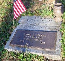 John R Sparks