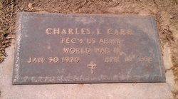 Charles Levon Carr