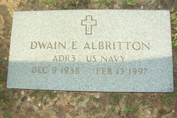 Dwain E. Albritton