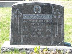 Bridget <i>O'Donovan</i> McNaughton