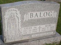 Steve Balog, Sr