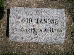 David Lamont