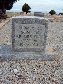Homer Gean Taylor