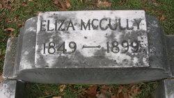 Eliza M Lidie <i>McCully</i> Blakely