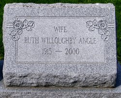 Ruth Frances <i>Willoughby</i> Angle