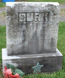 Mary C. <i>Roller</i> Burk