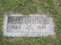 Melissa Kay <i>King</i> Florence