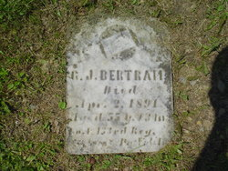George J Bertram