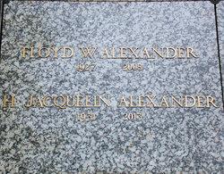 Helen Jacqueline Alexander