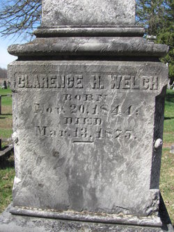Clarence H Welch