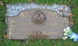 Lucile I <i>Minzey</i> Moring