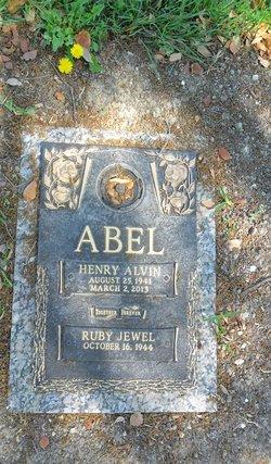 Henry Alvin Abel