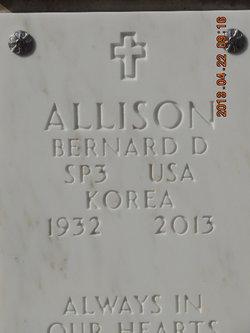 Bernard Bud Allison