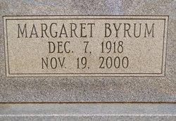 Margaret <i>Byrum</i> AuClair