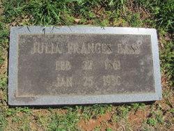 Juliann Frances <i>Bolch</i> Bass