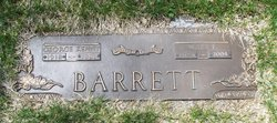 Mary E <i>Cook</i> Barrett