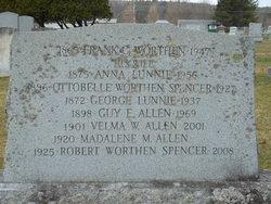 Velma Elsie <i>Worthen</i> Allen