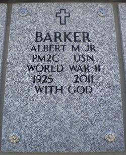 Albert M Barker, Jr