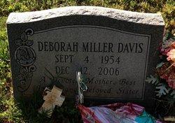 Deborah <i>Miller</i> Davis