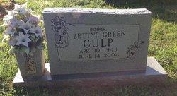 Bettye <i>Green</i> Culp
