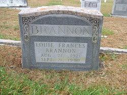 Louie Frances Brannon