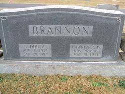 Teddie A. Brannon