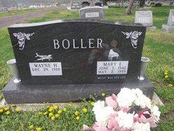 Mary E Boller
