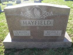Bessie E Mayfield