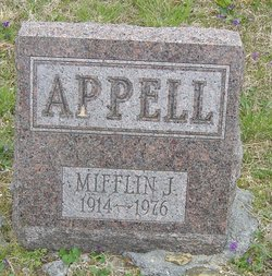Miffin J Appell