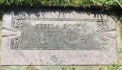 Stella Gertrude <i>Hart Dunbar</i> Booth